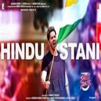 Hindustani Song lyrics - Street Dancer 3D Movie 1 Song Lyrics