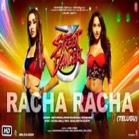 Racha Racha song lyrics