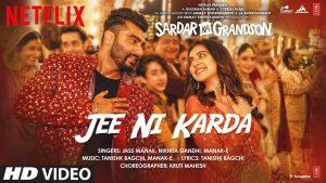 Jee Ni Karda Song Download   Sardar Ka Grandson
