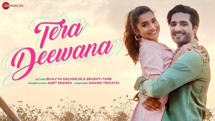 Tera Deewana Song